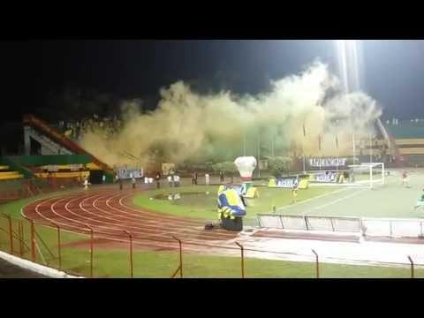 Bucaramanga vs. quindio (Agosto 25) Fortaleza Leoparda Sur 2015 - Fortaleza Leoparda Sur - Atlético Bucaramanga