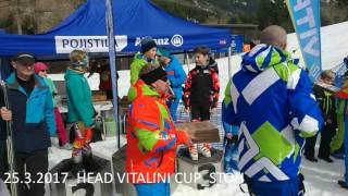 HEAD Vitalini Cup, Stoh, 25.-26.3.2017