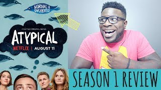 ATYPICAL SEASON 1 REVIEW - NETFLIX ORIGINAL (NO SPOILERS!!) CLICK HERE TO JOIN FIASCO NATION...