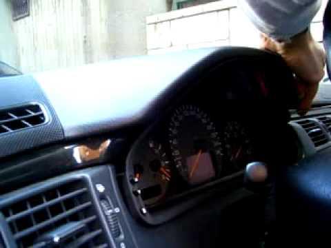 Volkswagen sharan 1995 обозначение приборная панель видео обзор