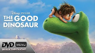 Nonton The Good Dinosaur (2015, 16) DvD Menu Walkthrough Film Subtitle Indonesia Streaming Movie Download