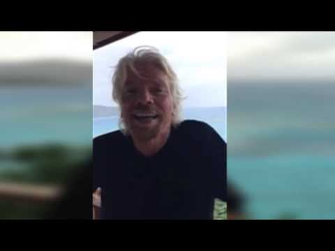 Richard Branson: Congratulations Moon Express!