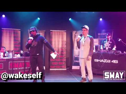 Def_i And Wakeself At Sway In The Morning  SXSW  2017