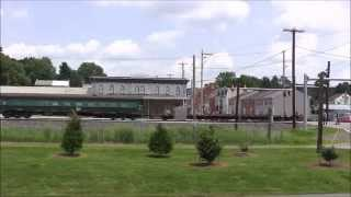 New Columbia (PA) United States  city photos : Reading Company Diner #1189 on Train H19 at Columbia PA