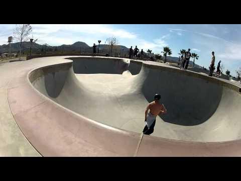 stefan harkon filmore skatepark pool southern california