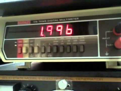 fluke 8000a unit 3.avi