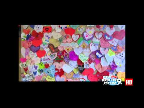 Kindness from around the world shown for Newtown