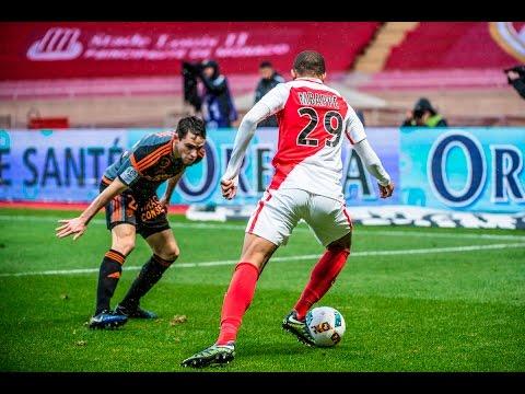 SKILLS #ASMFCL : Kylian Mbappé - AS MONACO