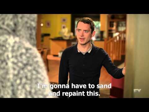 Wilfred(US) best scene Season 3 Episode 10