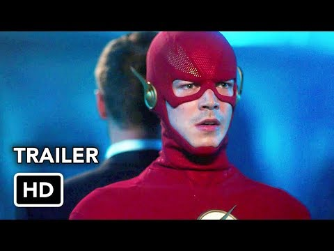 The Flash Season 6 Love is Power Trailer HD