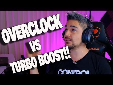 ¿Overclock o Turbo Boost de CPU? Rompiendo uno de los mitos más grandes de las  PCs/AORUS Z390 Elite