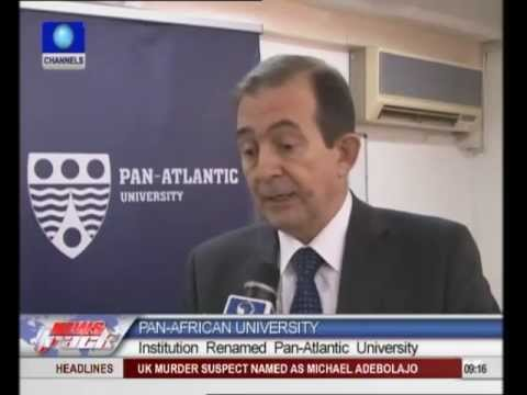 african - Nigeria's foremost private university, the Pan-African University has undergone a name change. It is now to be known as Pan-Atlantic University. For more inf...
