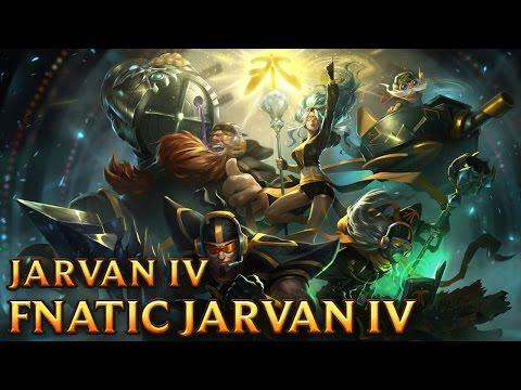 Fnatic Jarvan IV