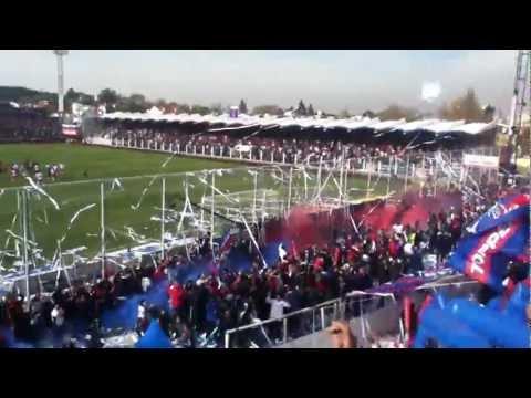 Video - RECIBIMIENTO TIGRE 3 X 1 SAN LORENZO - La Barra Del Matador - Tigre - Argentina