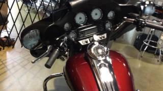 5. 2009 Harley-Davidson FLHX Street Glide