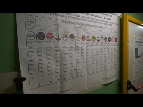 Κρίσιμες περιφερειακές εκλογές σε Καλαβρία και Εμίλια Ρομάνια…