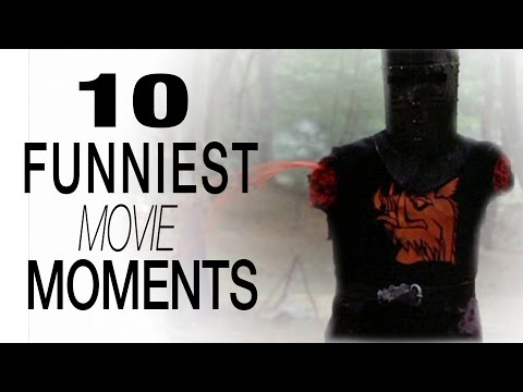 The Top 10 Funniest Movie Moments of All Time