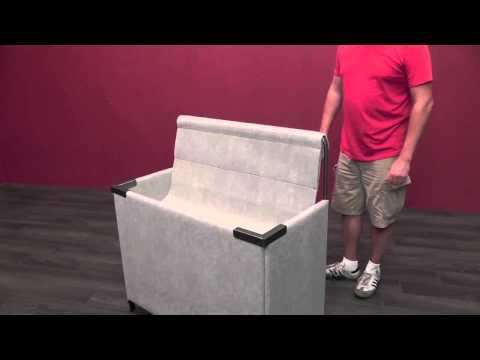Adjustable Print Bin assembly video