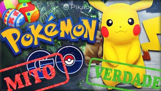 Todos Segredos, Easter Eggs & Mitos do Pokémon GO by Pokémon GO Gameplay