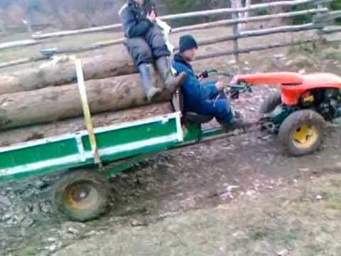 motokultivator -