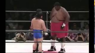 Video MMA Fighter vs  Sumo MP3, 3GP, MP4, WEBM, AVI, FLV November 2017