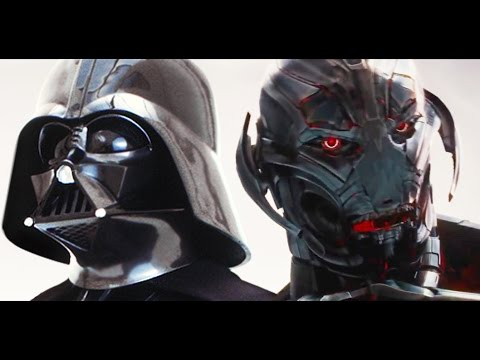 Star Wars Avengers Age of Ultron Style