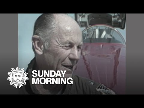 """From 1983: Chuck Yeager on """"The Right Stuff"""""""