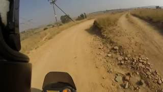 8. Fun ride, KTM 990 power!
