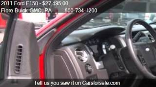 2011 Ford F150 4WD SuperCab 145 XLT - for sale in Altoona, P