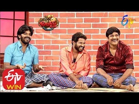 Hyper Aadi, Raising Raju Performance | Jabardasth  | 26th March 2020 | ETV Telugu