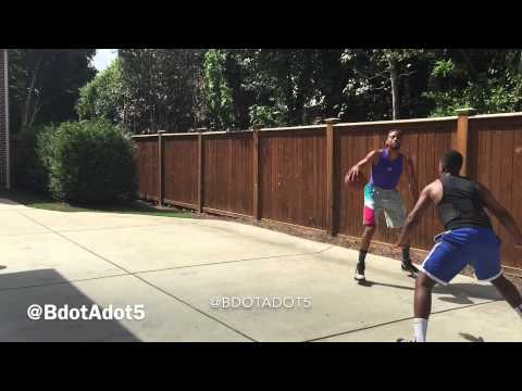 PART 2: Compilation of the BEST @BdotAdot5 Basketball Parody's & Videos.