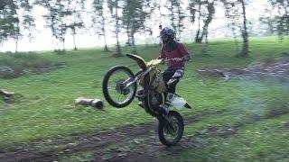 4. Suzuki RM 125 | test DRIVE