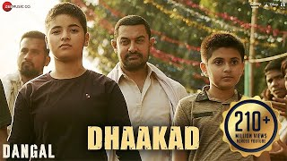 Nonton Dhaakad     Dangal   Aamir Khan   Pritam   Amitabh Bhattacharya   Raftaar Film Subtitle Indonesia Streaming Movie Download