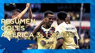 Club América 3 - 1 Tijuana | Resumen | Todos los Goles | Liga MX - Apertura 2019 - Jornada 3