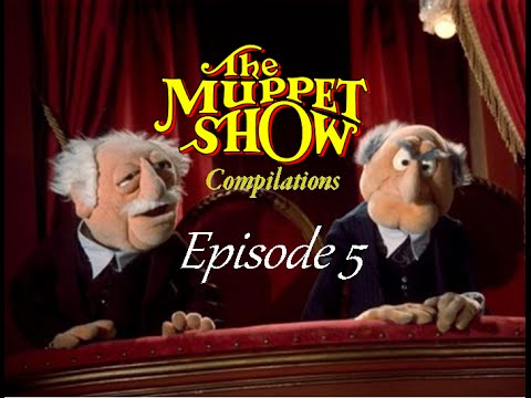 The Muppet Show Compilations - Episode 5: Statler and Waldorf's comments (Season 1)