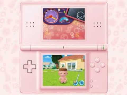 baby life nintendo ds game