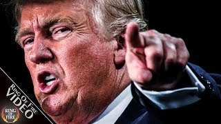 According to a report in Newsweek, Donald Trump's rage issues have hit a tipping point after news broke about his son's meeting with a Russian lawyer.  Aides say that the president will not stop yelling at the TV and rage-tweeting, all while telling the public that his White House is functioning perfectly. Ring of Fire's Farron Cousins discusses this. Subscribe to the Ring of Fire for more: https://www.youtube.com/TheRingOfFire