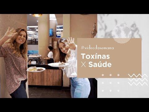 Nutricionista - Toxinas X Saúde: Somos Aquilo que Comemos