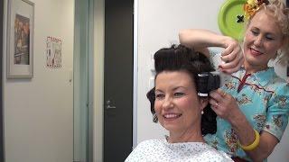 Laurel Gets A 50s Makeover