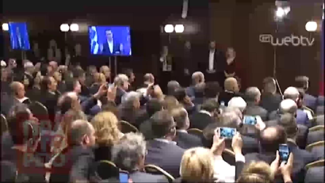 Χαιρετισμός του Πρωθυπουργού στην έναρξη των εργασιών του Επιχειρηματικού Φόρουμ Ελλάδας-Σερβίας