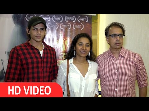 Tannistha chatterjee & Amaan F Khan At Special Screening Of Film Rough Book