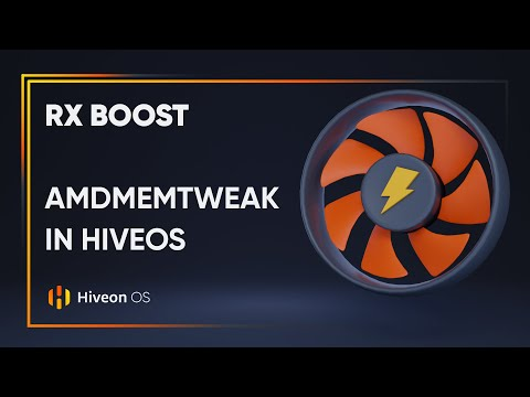RX Boost in Hive OS: get more from your RX cards