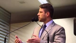 Deputado Requião Filho fala sobre a CPI de Pontal do Paraná