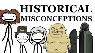 Historical Misconceptions For You to Bring Up during Family Dinner
