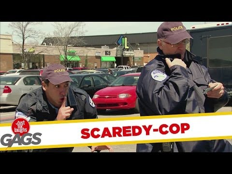 Scaredy-Cop - Youtube