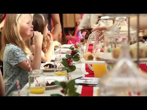 Telethon High Tea at CQ on YouTube