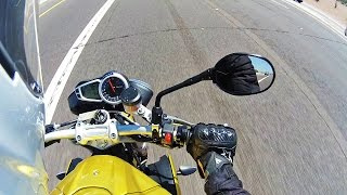 8. 2013 Triumph Speed Triple - Test Ride Review