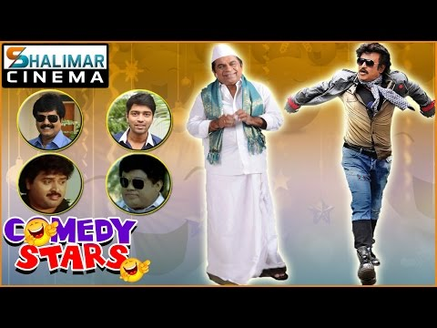 Comedy Stars Episode - 02 || Back To Back Comedy Videos || Rajinikanth, Senthil