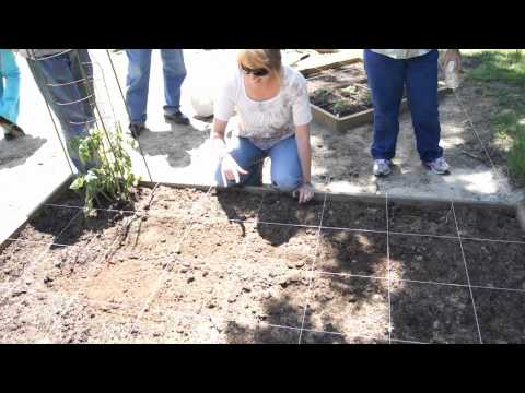 Square Foot Gardening Symposium