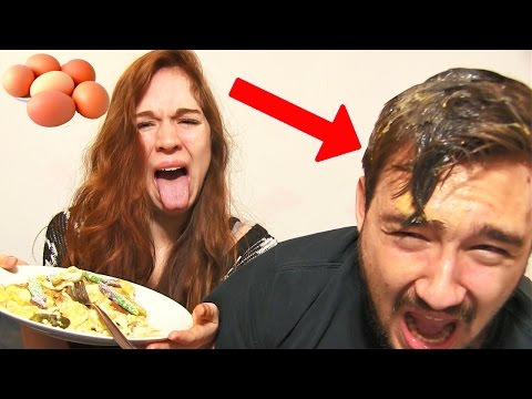 Video OMELETTE CHALLENGE PRANK en COUPLE ! ŒUF POURRI et PRANK download in MP3, 3GP, MP4, WEBM, AVI, FLV January 2017